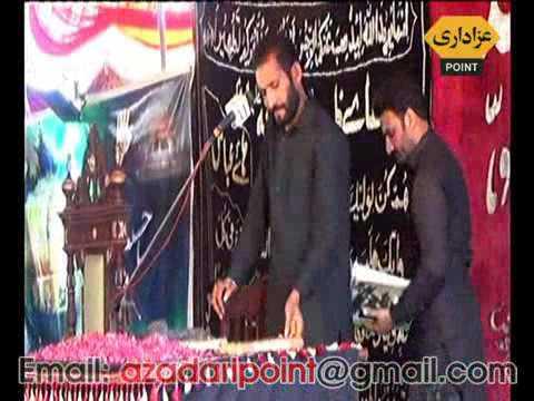 Zakir habib haidrey Majlis 25 Rajab 2017 Ghareara gujrat