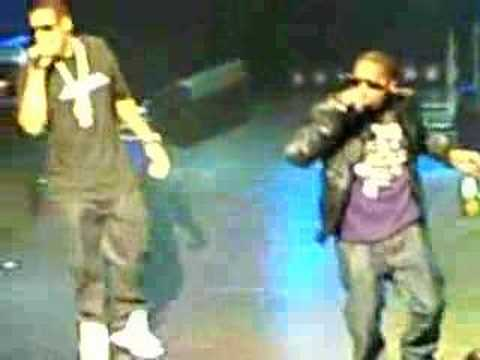 Jay-Z & Nas - Success Live From Apollo Theater 11/13/07