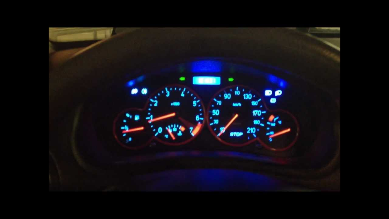 How To Tune Your Speedometer And Change The Led Colors On
