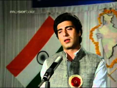 Desh Bhakti Song - Sare Jahan Se Achha Hindustan Hamara - Arunkumarphulwaria,mdphulwaria video