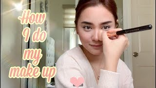 GRWM | How I Do My Make Up | Raphiel Shannon