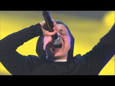 The Voice It | Serie 2 | Blind 2 | Suor Cristina Scuccia - #teamj-ax video