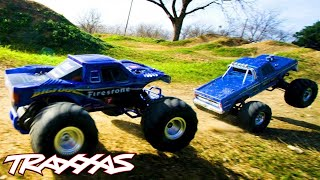 BIGFOOT No.1 vs BIGFOOT | Traxxas
