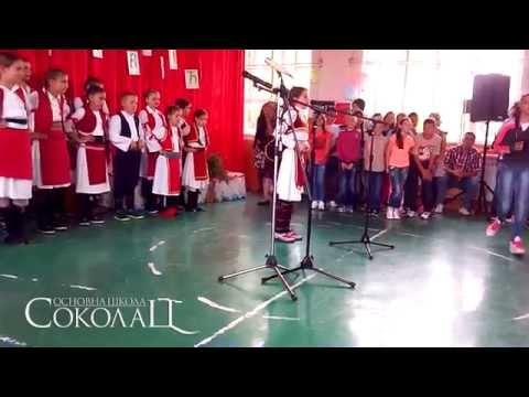 Osnovna škola SOKOLAC   Prijem prvačića 2014.