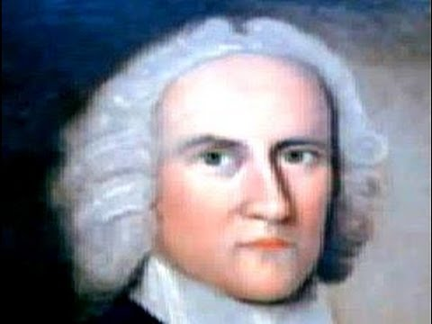 Jonathan Edwards playlist: http://www.youtube.com/view_play_list?p=C71D542019FB8E60 Jonathan Edwards - (1703-1758), American puritan theologian and philosoph...