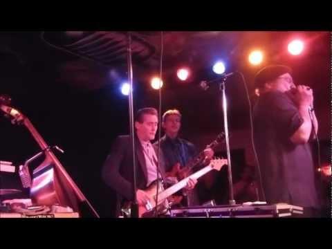 Sugar Ray Norcia set, Mark Hummel's Harmonica blowout at Moes 1-30-12