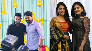 Jr Ntr At Kalyanram New Movie Opening Event Photos | Jr Ntr | Kalyanram