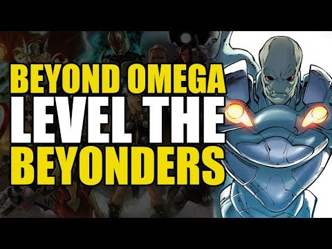 Beyond Omega Level: The Beyonders | Comics Explained
