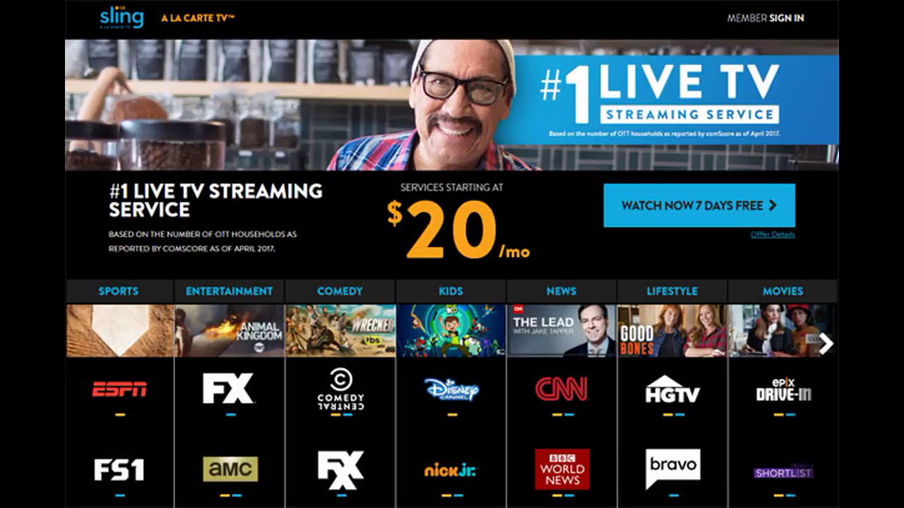 Wifi blocker Cremorne Point   How to use Sling TV's DVR feature