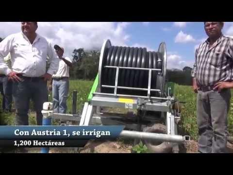 SAG Informa: Inspección Sistemas de Riego Austria 1
