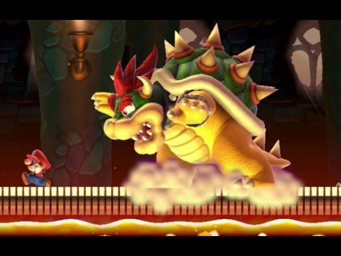 Super Mario Maker - Super Expert 100 Mario Challenge