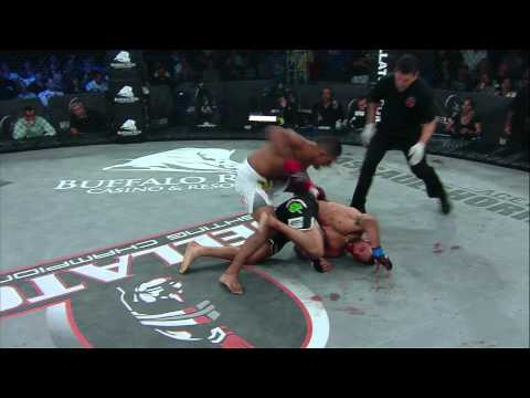 Bellator 53 Moment - Douglas Lima KO&#039;s Chris Lozano