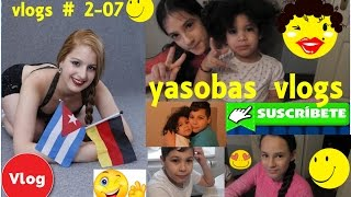 Vlog en Alemania 🇩🇪 / Vlog familiar | yasobas vlogs