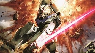 My Top 10 Gundam Series