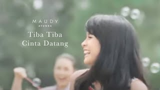Maudy Ayunda Tiba Tiba Cinta Datang Teaser Vc Trinity