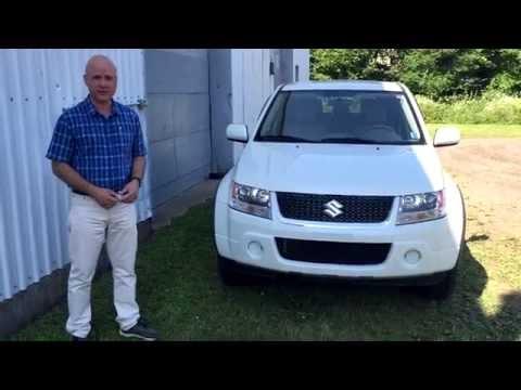 2012 Suzuki Grand Vitara | Pye Chevrolet Truro Nova Scotia Stock #16362A