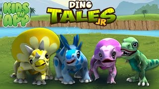 Dino Tales Jr (Kuato Games) - Best App For Kids