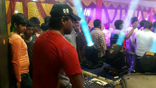 AWESOME DANCE - DJ WEDDING RECEPTION PARTY LIVE SHOW IN KHARAGPUR WITH DJ RIX FROM KOLLKATA
