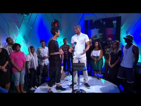 JERMAINE DUPRI On Revolt Live Dropping Off New Video <a href=