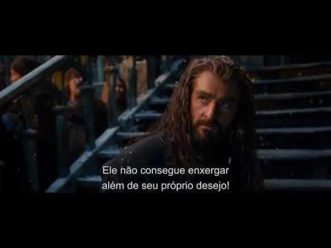 O Hobbit A Desolação de Smaug - Trailer 2 Legendado