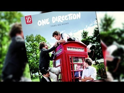One Direction's 'Take Me Home' Album Cover Revealed