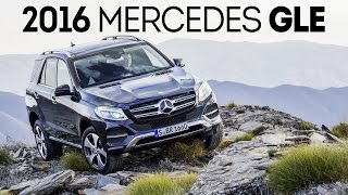 2016 Mercedes GLE 250d - Offroad driving