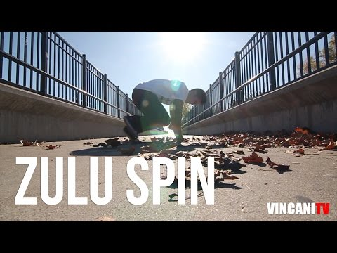 How to Breakdance | Zulu Spin | Footwork 101 thumbnail