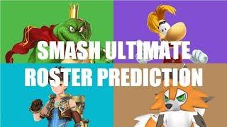 Super Smash Bros. Ultimate Roster Prediction