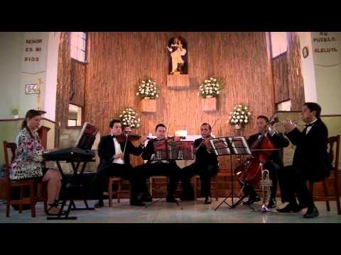 Ensamble Te Deum - Video Promocional