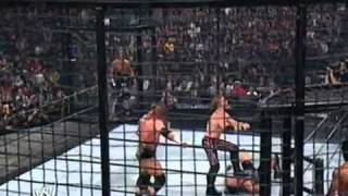 The First Elimination Chamber Match Part 2