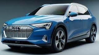 2019 Audi e-tron SUV: Product Overview