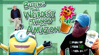 Buying My Friends The Weirdest Things on Amazon