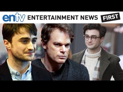 kill Your Darlings Daniel Radcliffe Interview - Talking Harry Potter And Gay Sex Scenes video