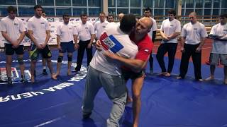 Стиль борьбы Федора Емельяненко. Technique of wrestling by Fedor Emelianenko