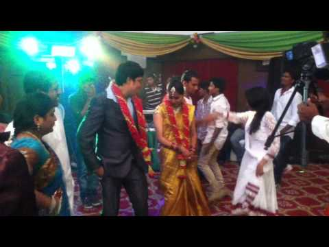 Shiva Preetha Danced With Family & Friends video