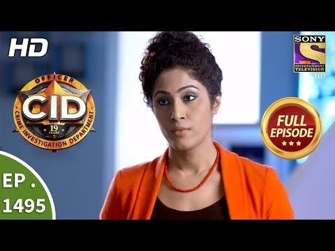 CID - Ep 1495 - Full Episode - 10th February, 2018 thumbnail