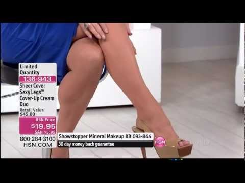 Your Desired Pantyhose Leg 20