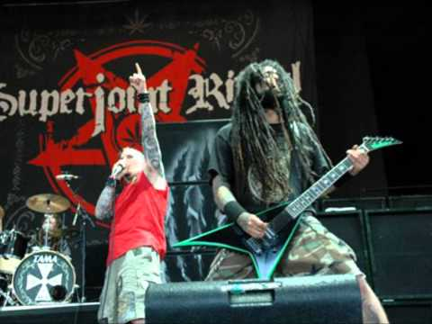 Superjoint Ritual - Drug Your Love, Haunted Hated, Stupid Stupid Man