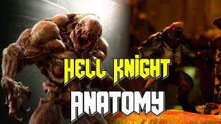 Doom Knight Explained | Morphology, Scene, Anatomy and Glory Scene | Doom 2016 Lore and Gameplay
