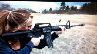 Paige Wyatt Agent .357 Guns Galore The Movie Trailer