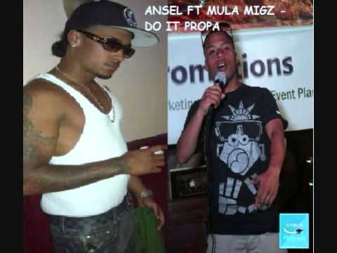 Reggaeton / English Rap - ANSEL FT MULA MIGZ - DO IT PROPA