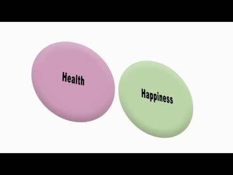 Boolean Animation - health and happiness