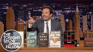 Jimmy Reveals the Tonight Show Summer Reads 2019 Winner