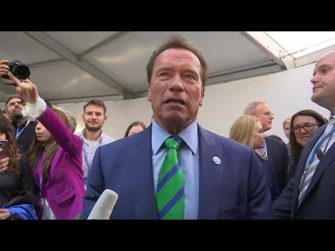 Schwarzenegger on pollution: 'It's time we do better'