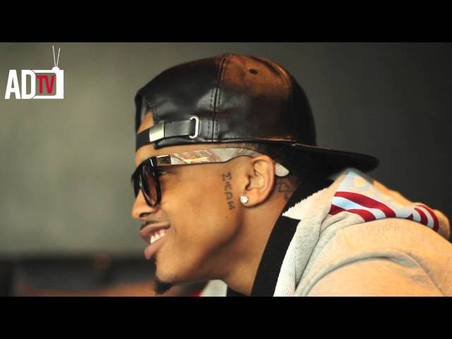 "August Alsina Interview: Deepest Songs on ""Testimony"" @AmaruDonTV"