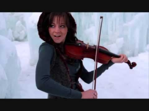 Dubstep Violin- Lindsey Stirling- Crystallize video