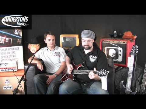 PRS SE Torero Guitars Demo