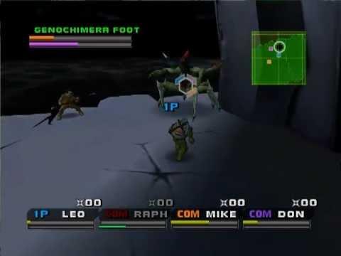 """""""TMNT 3: Mutant Nightmare"""" Прохождение: Эпизод 28"""