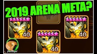 SUMMONERS WAR: Is Wind Giant Warrior the New 2019 Arena Meta???