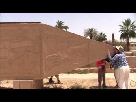 Karnak Egypt: Lost Ancient Technology Before The Pharaohs